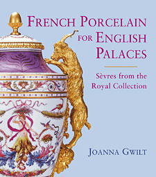 Joanna Gwilt is Assistant Curator of Works of Art at the Royal Collection. Formerly of the Wallace Collection she specialises in French eighteenth-century decorative arts, in particular Sèvres porcelain.
