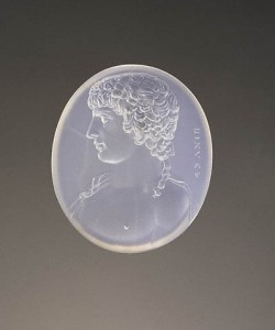 Engraved Gem, signed by Giovanni Pichler; or Luigi Pichler, ca. 1750-1850