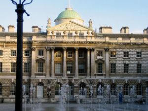 Somerset House, home of the Courtauld Institute (Wikimedia Commons)