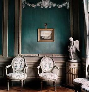 Interior of Gunnebo House (Photo by Chris Flach, courtesy of Gunnebo Slott och Trädgårdar AB)