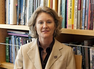 Mary Morton, appointed curator of French paintings at the National Gallery of Art, Washington. Photo courtesy National Gallery of Art. Photograph by Jessica Robinson, 2009.