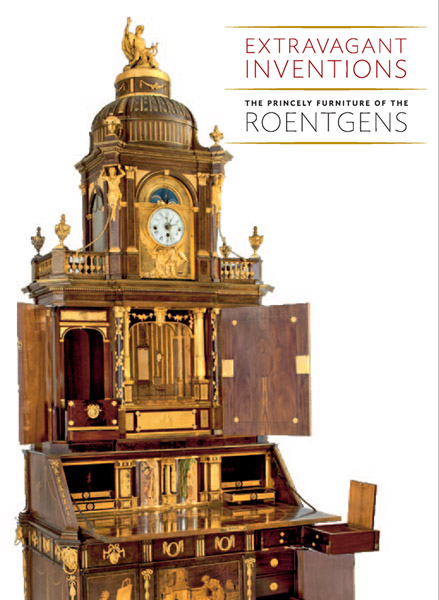 Exhibition | The Princely Furniture of the Roentgens | Enfilade