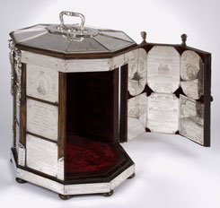 The Rosewood Cabinet 1827–77 © The Past Overseers' Society, Westminster