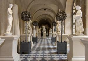 Galerie de Pierre basse