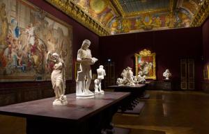 Salle du Maroc « Héros et héroïnes antiques » © EPV / Th. Garnier