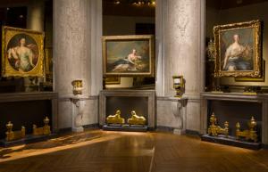 Quatrième salle de Crimée « Permanence de l'Antique au XVIIIe siècle » © EPV / Th. Garnier