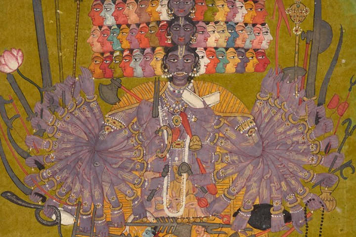 Exhibition | Yoga: The Art of Transformation