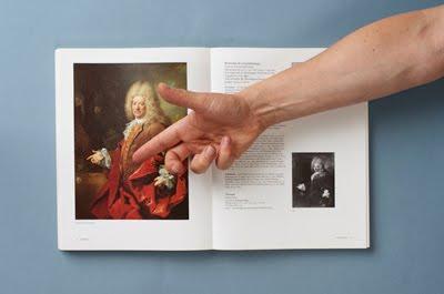 Matts Leiderstam, After Image (Portrait of a Gentleman), 2010