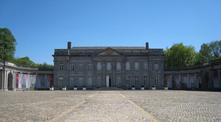 Seneffe_Castle_Corps-de-logis