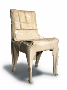wrapped-chair