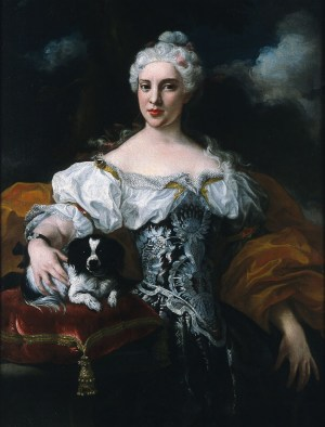 Lady-with-a-Dog