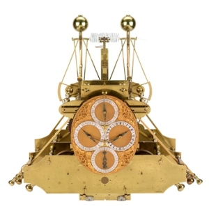 John Harrison, H1 Marine Timekeeper, 1730–35 (London: National Maritime Museum)