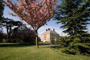 Forty Hall, the 17th century estate, is one of the 800 properties included in the Open House London programme.