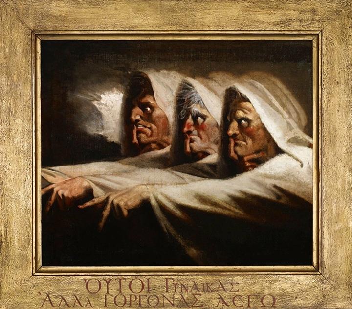 Fuseli Three Witches