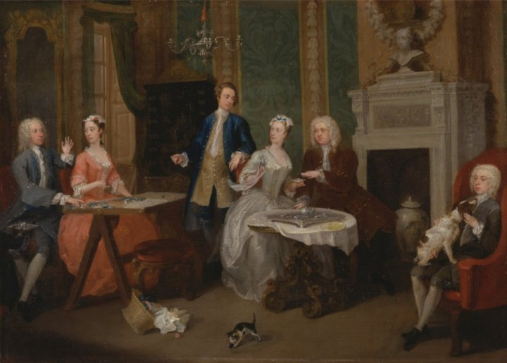 FoE_Hogarth_Portrait of a Family_0