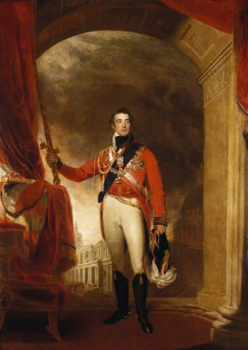 Sir Thomas Lawrence, Arthur Wellesley, 1st Duke of Wellington, 1814-1815 courtesy Royal Collection Trust ©Her Majesty Queen Elizabeth II 2014