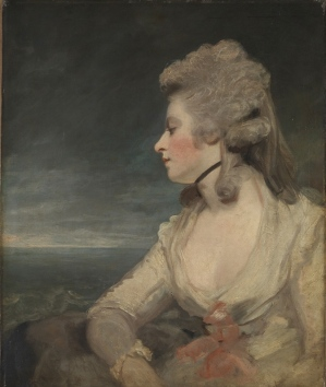 Joshua Reynolds Portrait of Mrs Mary Robinson, 'Perdita', 1783–84 (London: The Wallace Collection)