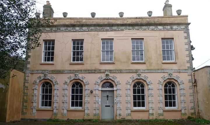 Belmont, Landmark Trust property, Lyme Regis, Dorset