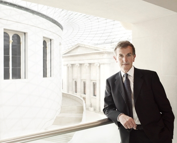 Neil MacGregor, Director of the British Museum. Copyright Jason Bell.