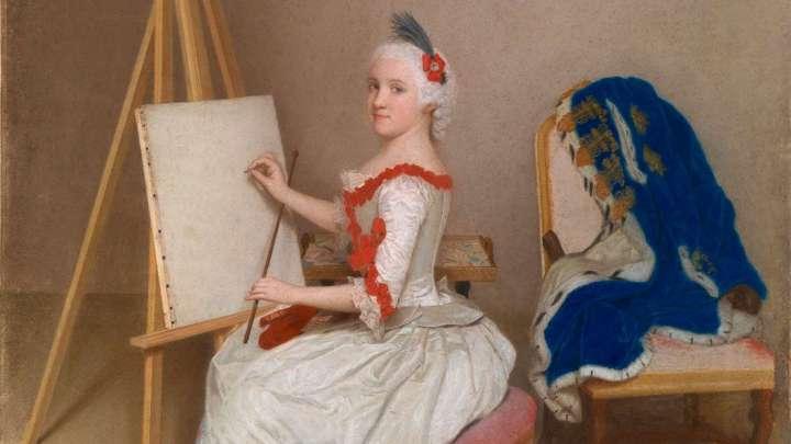 Die Meistersammlerin Karoline Luise von Baden