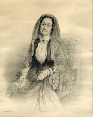 13-Lithograph of Eliza-small