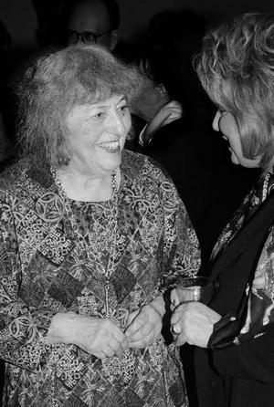 Dorothy Braude Edinburg (1920–2014)