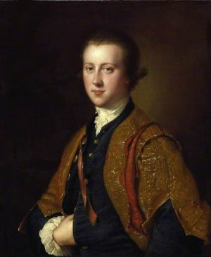 Joseph Wright, The Hon. Richard Fitzwilliam, 7th Viscount Fitzwilliam of Merrion, 1764 (Cambridge: The Fitzwilliam Museum)