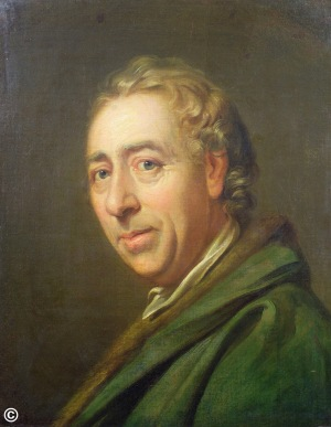 Richard Cosway, Portrait of Lancelot 'Capability' Brown, ca.1770–75 (Private Collection/Bridgeman Images)