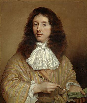 John Michael Wright, Portrait of Sir William Bruce, ca. 1664 (Edinburgh: National Galleries of Scotland, purchased 1919; photo by Antonia Reeve)