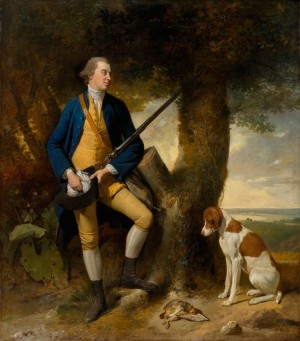 Attributed to Nathaniel Dance, Oldfield Bowles, ca. 1775–80 (Raleigh: NCMA, 52.9.87)