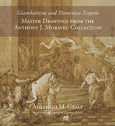 Giambattista and Domenico Tiepolo book