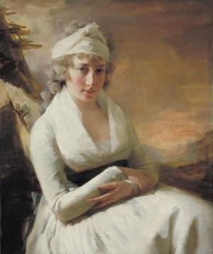 Henry Raeburn, Jacobina Copland, ca. 1794–98, oil on canvas, 76.2 × 63.5 cm. (Ottawa: National Gallery of Canada)
