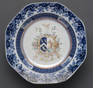 Soup plate. ROM European Collection.