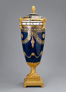 Clock Vase