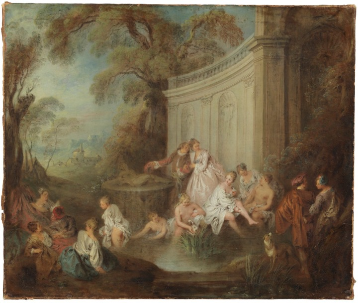 a_company_bather_in_a_park_jean-baptiste_pater_-_nationalmuseum_-_17877-tif