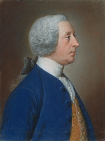 William Hoare, Portrait of Henry Hoare, 'The Magnificent', of Stourhead, ca. 1750–60, pastel on paper. Unframed: 61 × 45.7 cm (Los Angeles: The J. Paul Getty Museum, 2013.47.1).