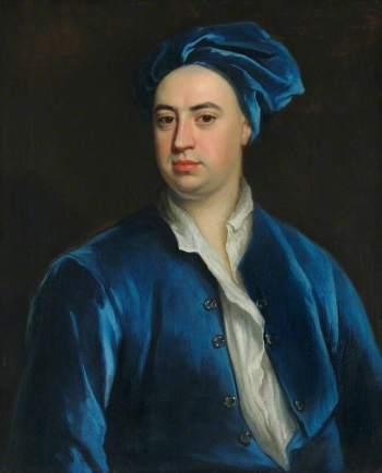 Richardson the elder, Jonathan; Martin Folkes (1690-1754); Society of Antiquaries of London; http://www.artuk.org/artworks/martin-folkes-16901754-148327