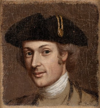 58.P.67 Self-Portrait of Charles Willson Peale