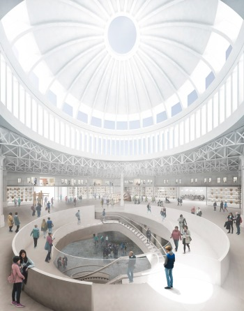 museum-of-london-stanton-williams-asif-khan-winners-competition-west-smithfield-dome-underground_dezeen_936_0