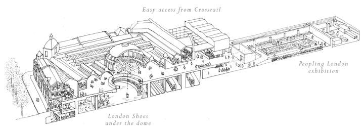museum-of-london-stanton-williams-asif-khan-winners-competition-west-smithfield-dome-underground_dezeen_diagram1