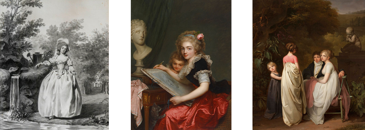 Exhibition | Becoming a Woman in the Age of Enlightenment