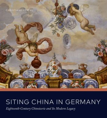 New Book Siting China In Germany Enfilade