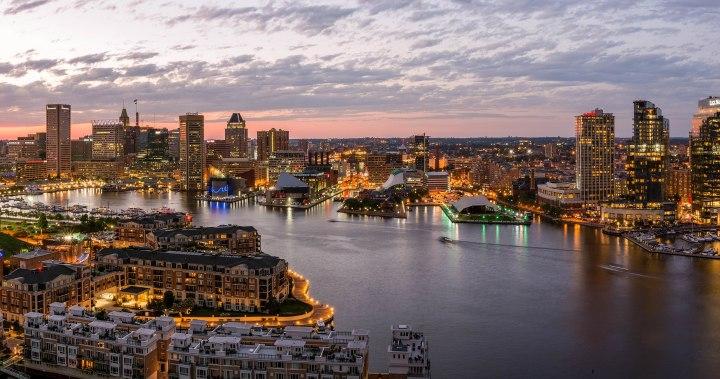 Baltimore's Inner Harbor (Photo by Patrick Gillespie, September 2016)